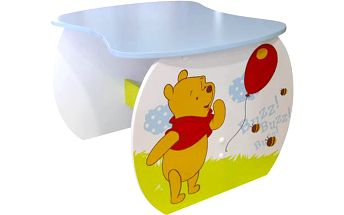 Dětský stoleček s motivem Medvídek Pú