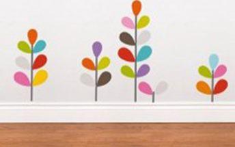 Samolepicí dekorace - Multicolor
