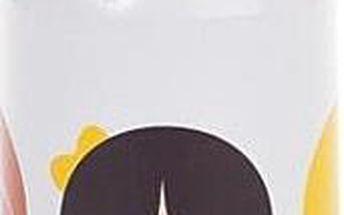 Svačinová láhev s panenkami - hliníková