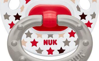 Dudlík Classic HAPPY DAYS,SI,V1 (0-6m.) hvězdy