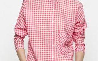 Medicine - Košile RockingIt - růžová, M - 200 Kč na první nákup za odběr newsletteru