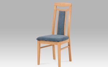 Dřevěná židle barva buk BE820 BUK - BEZ SEDÁKU