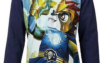 Tmavě modré tričko Power