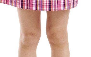 Dívčí vzorovaná sukně ORIA - barevná