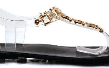 Gumové sandálky258B