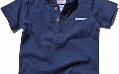 Chlapecké tričko - tmavě modré