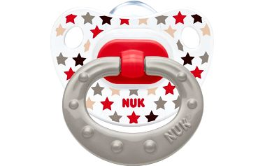 Dudlík Classic HAPPY DAYS,SI,V2 (6-18m.) hvězdy