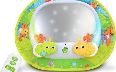 Zpětné zrcátko s hudbou Baby In-Sight® Světlušky