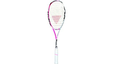 Špičková squashová raketa TECNIFIBRE Suprem Ruby 130 Lady