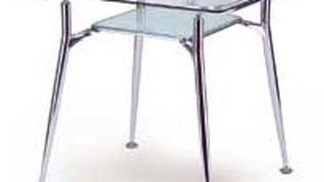 Autronic Jídelní stůl kov EP9231 80x80cm