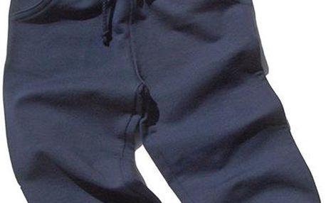 Chlapecké tepláky - tmavě modré
