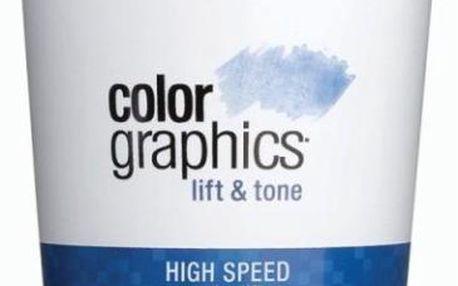 Melírovací prášek k barvám ColorGraphics Lift & Tone Powder Lifter 454 g