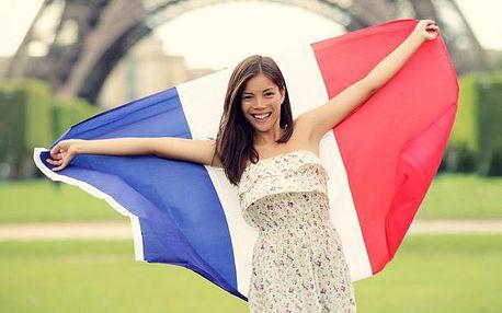 6 lekcí francouzštiny pro falešné začátečníky - čtvrtek 19:10-20:40