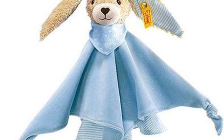 Králíček - mazlík modrý
