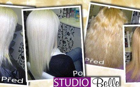 Brazilský keratin - krásné a upravitelné vlasy