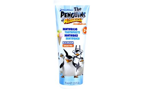 PENGUINS OF MADAGASCAR Zubní pasta 75 ml