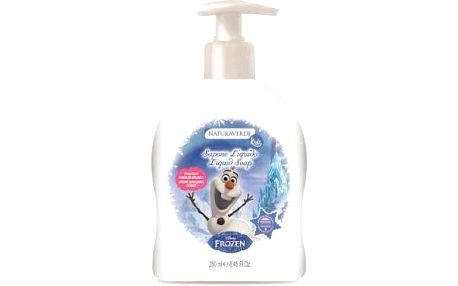 FROZEN Tekuté mýdlo 250 ml