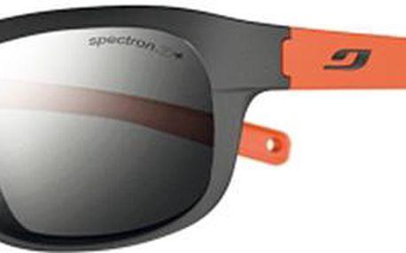 Chlapecké sluneční brýle PLAYER SP3+, černo-oranžové