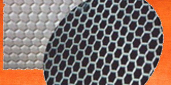 Silikonová podložka na čokoládu - Medová plástev