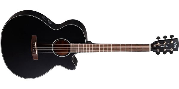 Elektroakustická kytara Cort SFX-E BKS
