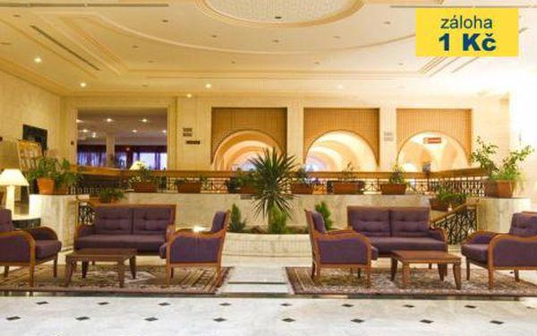 Tunisko, oblast Djerba, doprava letecky, all Inclusive, ubytování v 4* hotelu na 8 dní