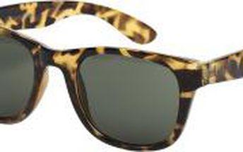 Jack & Jones - Sluneční brýle - hnedý, ONE - 200 Kč na první nákup za odběr newsletteru