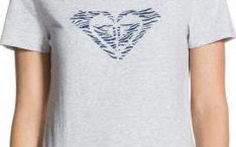 Dámské bavlněné tričko s krátkým rukávem Roxy Winter Brights Tee B