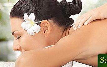 Báječný odpočinek v mosteckém Salonu Azeeza: výběr ze 3 druhů masáží!