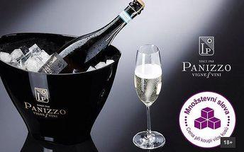 Exkluzivní šumivé víno Prosecco
