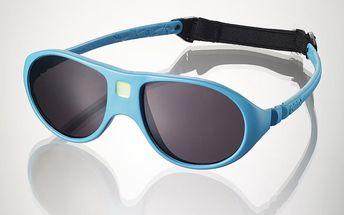 Chlapecké sluneční brýle JokaLa - tyrkysově modré
