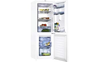 Kombinace chladničky s mrazničkou Amica FK 235.4 AA bílá