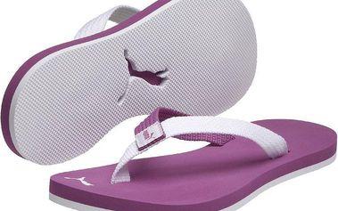 Lehké dámské sportovní žabky Puma Dedo II UK Wn