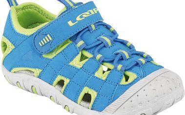Chlapecké sandály JAYA - modro-zelené