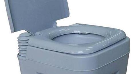 Rulyt 12/10L šedé + + Speciální toaletní papír Campingaz pro chemické toalety EURO SOFT (4 role) v hodnotě 89 Kč jako dárek