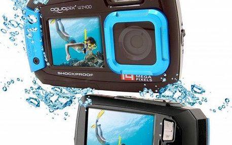 Vodotěsný fotoaparát EasyPix W1400