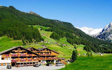 Italské Alpy s polopenzí a bazénem