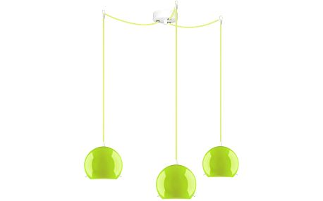 Trojité světlo MYOO Elementary, green/light green/white