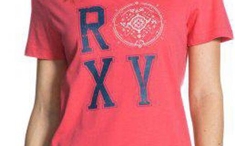 Dámské bavlněné tričko Roxy Good Looking C Calypso Coral