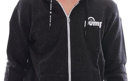 Mikina s kapucí Reebok Classic PP Zip-Hoody Black černá / bílá M