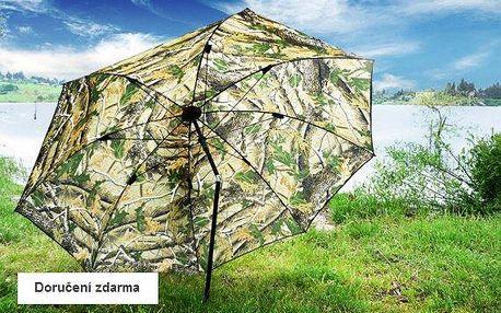 Rybářský deštník – doručení zdarma