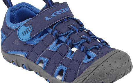 Chlapecké sandály JAYA - tmavě modré