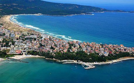 8denní letecký zájezd do Bulharska pro 1 osobu