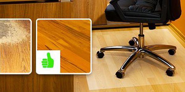 Podložka pod židli: ochrana podlahy před opotřebením a poškrábáním!