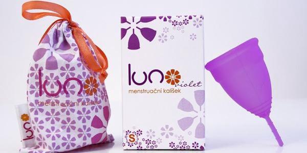 Menstruační kalíšek LUNO - maximální pohodlí během Vašich dnů!