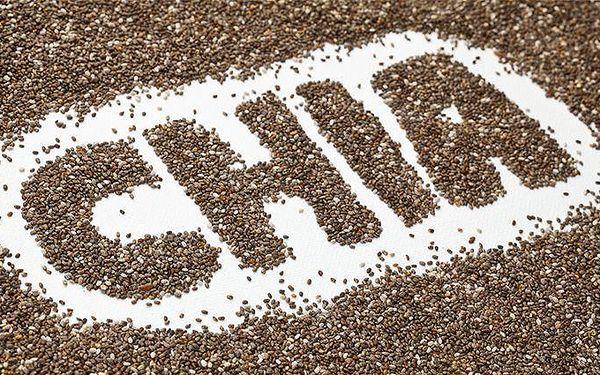 150 nebo 500 g semínek Chia – superpotravina pro podporu zdraví