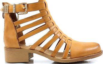 Dámské letní boty 13-38CA