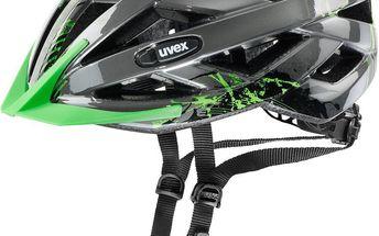 UVEX I-VO C black-green 56-60 cm