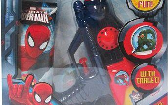 Dárková sada SPIDERMAN Sprchový gel + vodní pištol