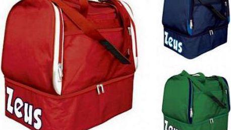 Značková sportovní taška Zeus Alpha ve 4 barvách za super cenu