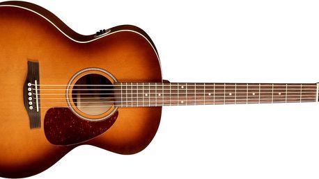 Elektroakustická kytara Seagull Entourage Rustic Mini Jumbo QI